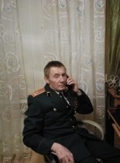владимир, 63, Россия, Омск