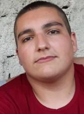 Fejsal, 18, Bosnia and Herzegovina, Sarajevo