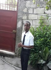 Boyard jean wilg, 25, Haiti, Port-au-Prince