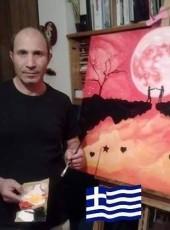 Galin, 50, Greece, Athens