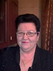 Alla, 60, Russia, Gatchina