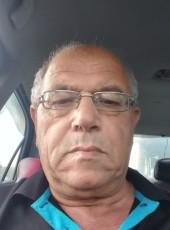 כאמל, 62, Palestine, East Jerusalem