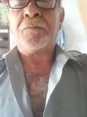 Pedro, 67, Brazil, Caico