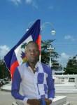 Anthony Shelto, 23  , Port-au-Prince