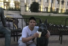 Andrey , 27 - Just Me