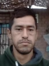 Espinoza Guzmán , 19, Peru, Ica
