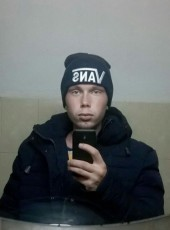 maksim, 24, Belarus, Mazyr
