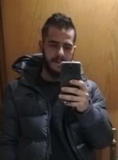 Alaa, 26, Syria, Aleppo