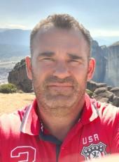 Menio, 40, Greece, Athens