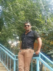 Azer, 40, Azerbaijan, Baku