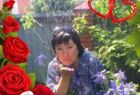 GALINA ABBASOVA, 55 - Just Me