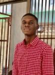 John, 18  , Kinshasa