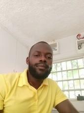 Andre Metellus, 37, Haiti, Petionville