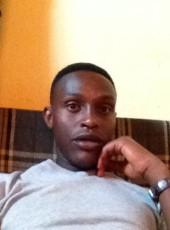 Patient, 25, Rwanda, Kigali