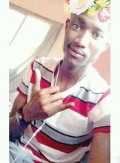 Ben Omar Dramé, 21, Senegal, Grand Dakar