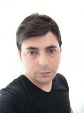 Ergün, 30, Turkey, Istanbul