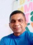 Luiz Jardim , 50  , Belem (Para)