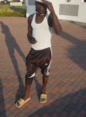 Gabriel, 28, Mozambique, Maputo