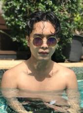 Justin, 21, Thailand, Bangkok