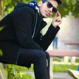 Abhishek, 18  , Morar