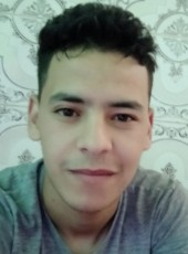 Jamal lachguar, 22, Morocco, Casablanca