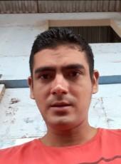 Marcos, 18, Brazil, Brasilia
