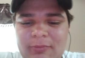 Cory Feuss, 19 - Just Me