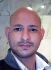 José Miguel, 31, Venezuela, Chacao