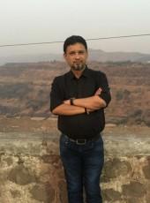 Dhiren Dhanak, 49, India, Pune