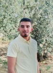 Fakher, 22  , Nablus