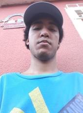 Adrean, 18, Venezuela, Maracaibo