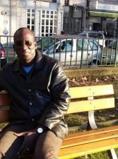 Amadou, 46, Mauritania, Zouerat
