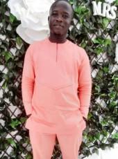 Ankomah Felix, 26, Ghana, Accra