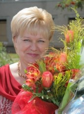 Elena, 62, Russia, Moscow