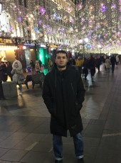 Tamik, 25, Russia, Moscow