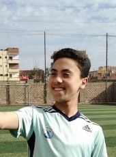 Abdo, 18, Egypt, Al Mansurah