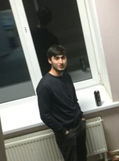 Mokhmad-Emin, 21, Russia, Moscow