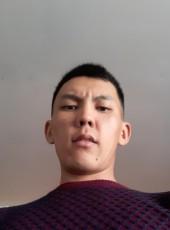 Argen, 26, Kyrgyzstan, Bishkek