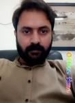 Qulb Abbas, 25  , Lahore