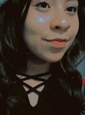 Zaira Martínez, 18, Guatemala, Guatemala City