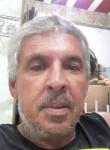 Roberto Lucas , 50  , Rio de Janeiro