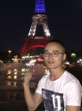 Chou, 35, Spain, Madrid