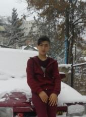 Ali Rıza, 18, Turkey, Ankara