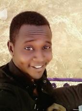 Ahmat Adoum Mehedi, 24, Chad, N Djamena