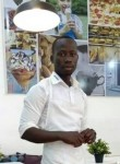 Cypien, 18  , Kampala