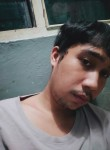 Raihan, 20, Jakarta