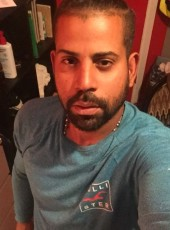 Wilson, 36, United States of America, The Bronx