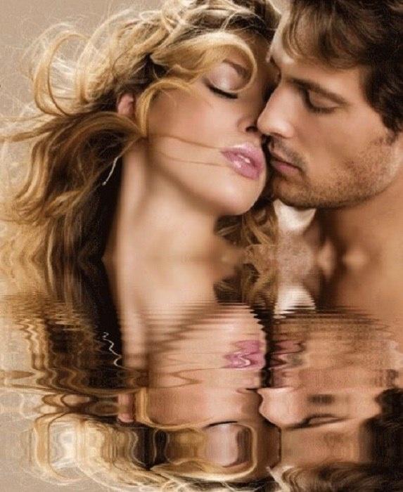 Добрым утром, поцелуй сладкий открытки