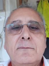 Edi, 64, Israel, Hadera