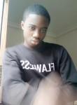 John, 18  , Libreville